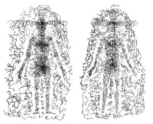 Вибрационные поля человека