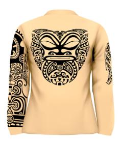 Интегральная одежда Каху Тохунга Тики Манава (Kahu Tohunga Tiki Manawa) женская