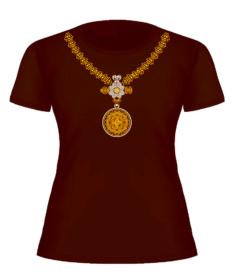 Футболка Kahu Arian T Shirt женская