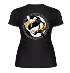 Интегральная футболка «Искусство чистой девы», Брачные покои