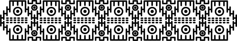 ДЖНА (GNA) — седьмой атлантический символ
