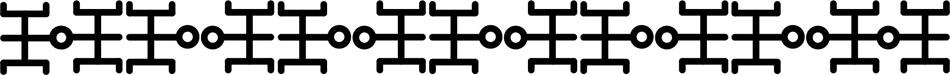 Тринадцатый атлантический символ Р (R)