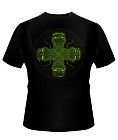 Интегральная футболка Spirit of Ayahuaska