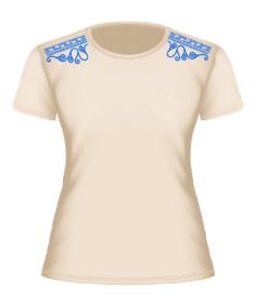Интегральная футболка «Атлантид» женская